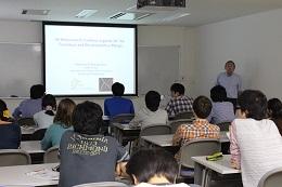 Topical Seminar for Materials Science SEMINAR by Prof