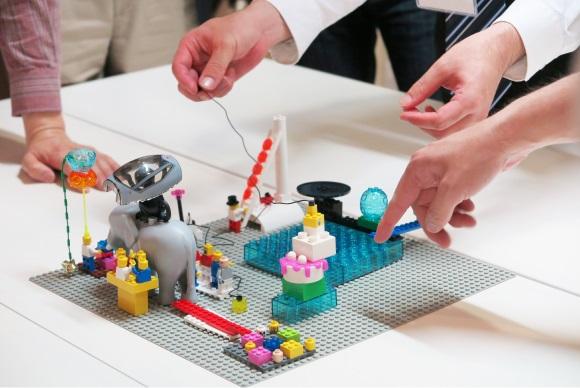 物質科学英語 3a LEGO® Serious Play® Workshop